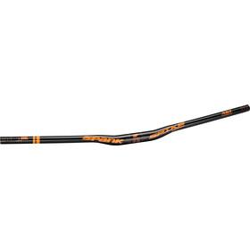 Spank Spike 800 Race Vibro Core Manubrio Ø31,8mm 15mm, nero/arancione
